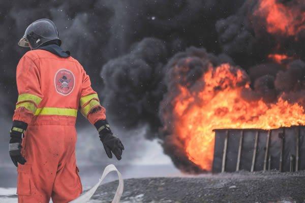 Brand-Früherkennung mit Kameras